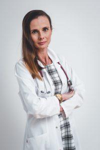 Justyna Kramza - internista, reumatolog