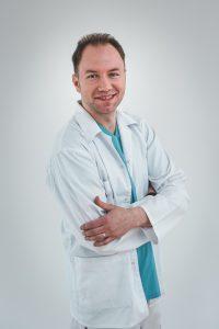 Grzegorz Swalarz - specjalista chirurgii dziecięcej