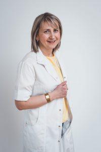 Irena Mańkiewicz-Żurawska - dietetyk dziecięcy