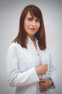 Sylwia Łukaszczyk - lekarz rehabilitacji medycznej